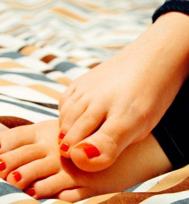 Zadbaj o swoje stopy